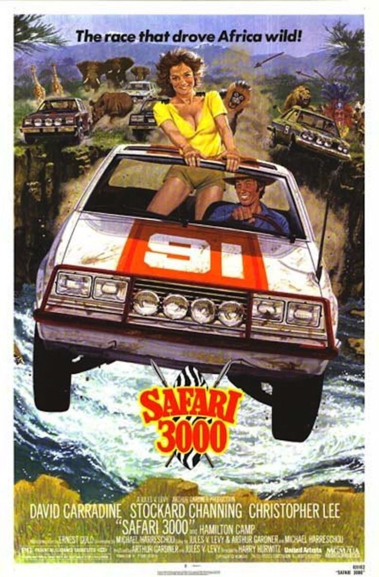 Safari 3000 movie poster