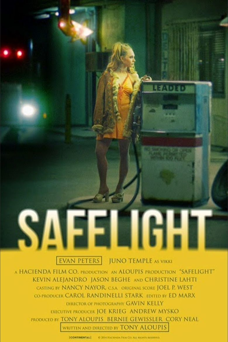 Safelight (film) movie poster