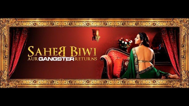 Saheb, Biwi Aur Gangster Returns movie scenes