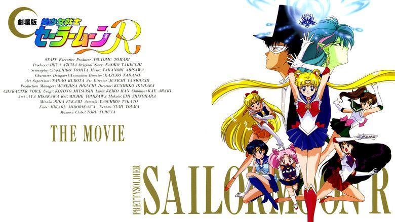 Sailor Moon R: The Movie movie scenes