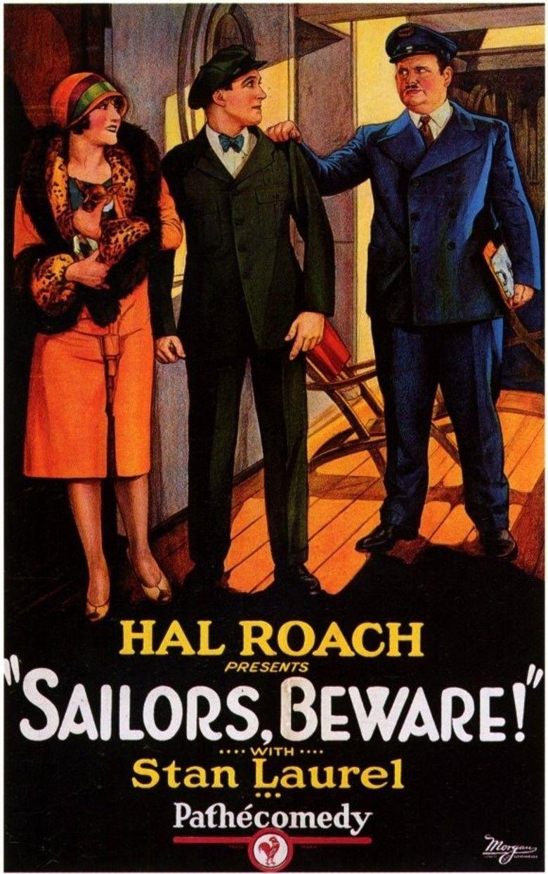 Sailors, Beware! movie poster