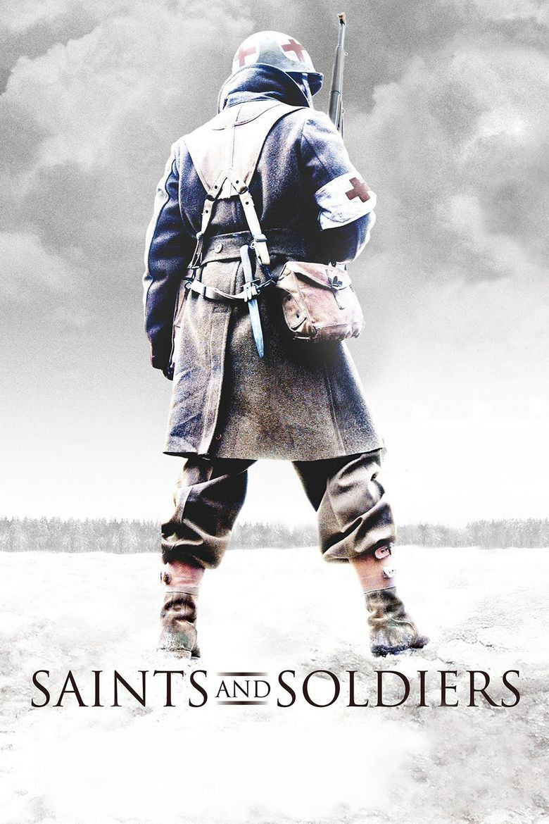 Saints and Soldiers movie poster