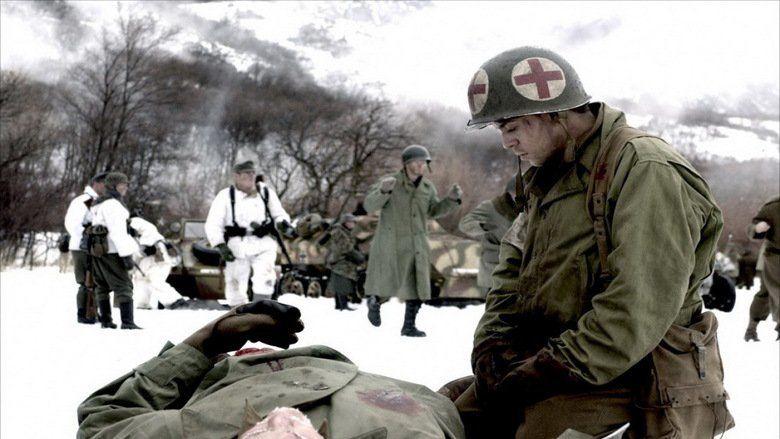 Saints and Soldiers movie scenes