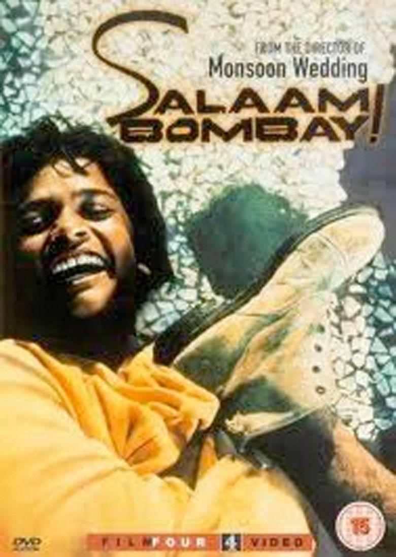 Salaam Bombay! movie poster