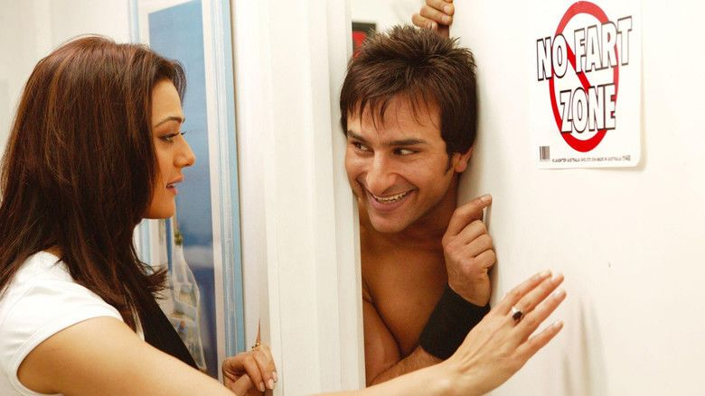 Salaam Namaste movie scenes