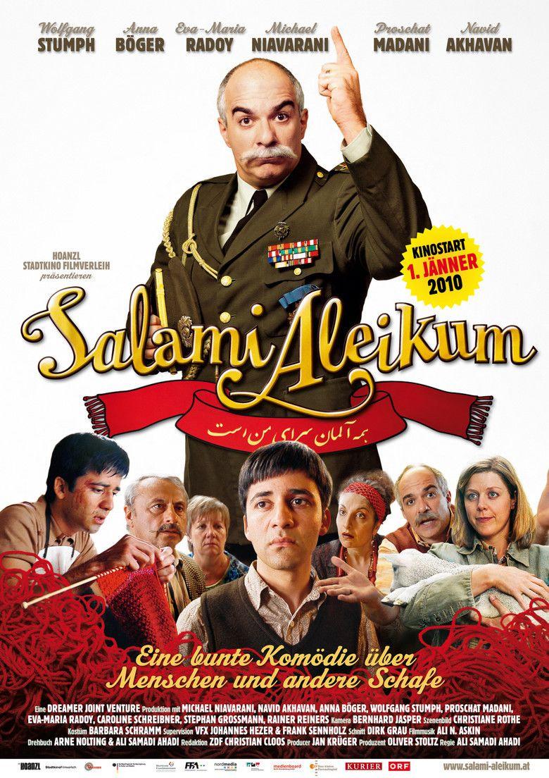 Salami Aleikum movie poster