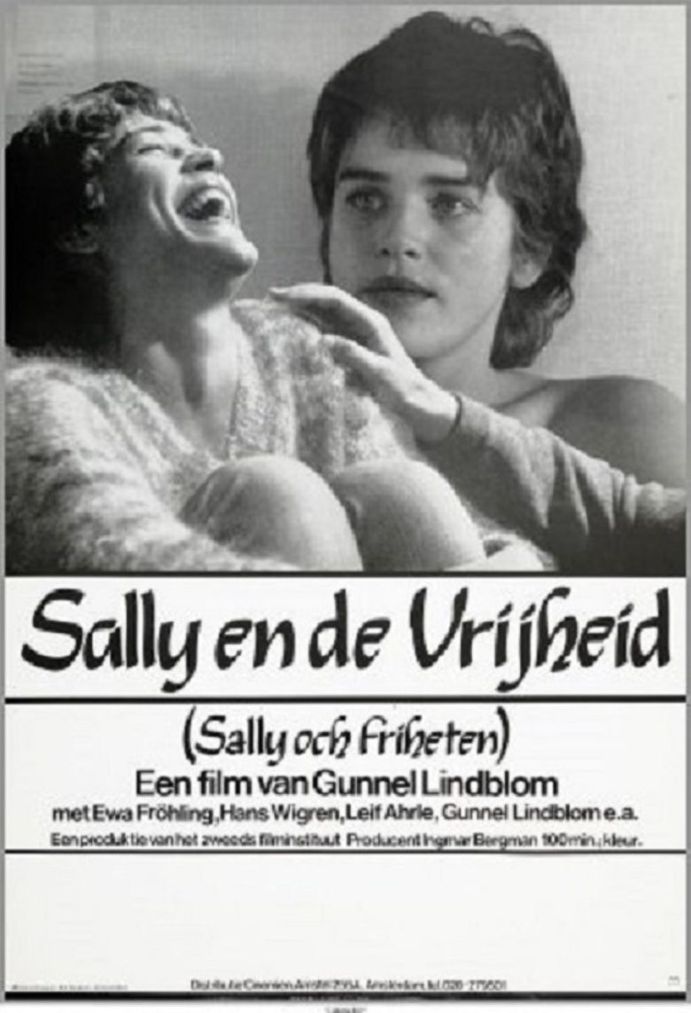 Sally and Freedom movie poster