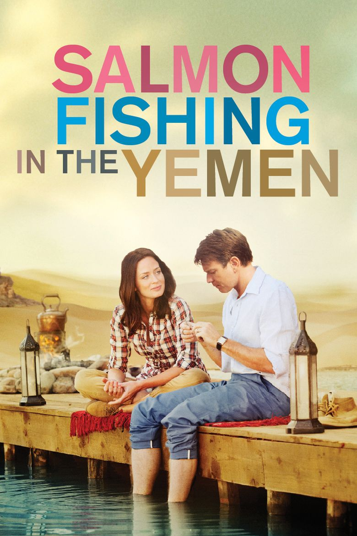 Salmon Fishing in the Yemen movie poster