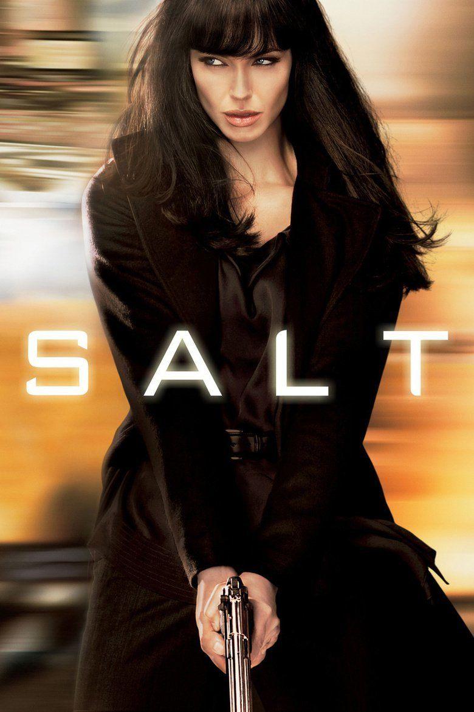 Salt (2010 film) movie poster
