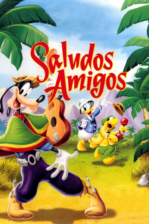 Saludos Amigos movie poster