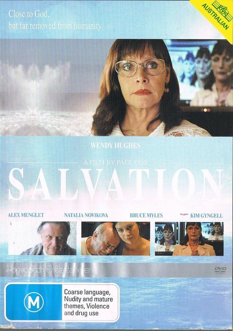 Salvation (2008 film) movie poster