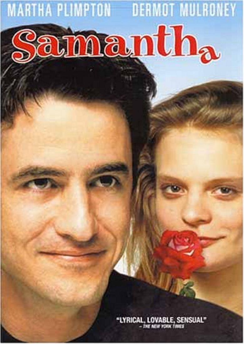 Samantha (film) movie poster