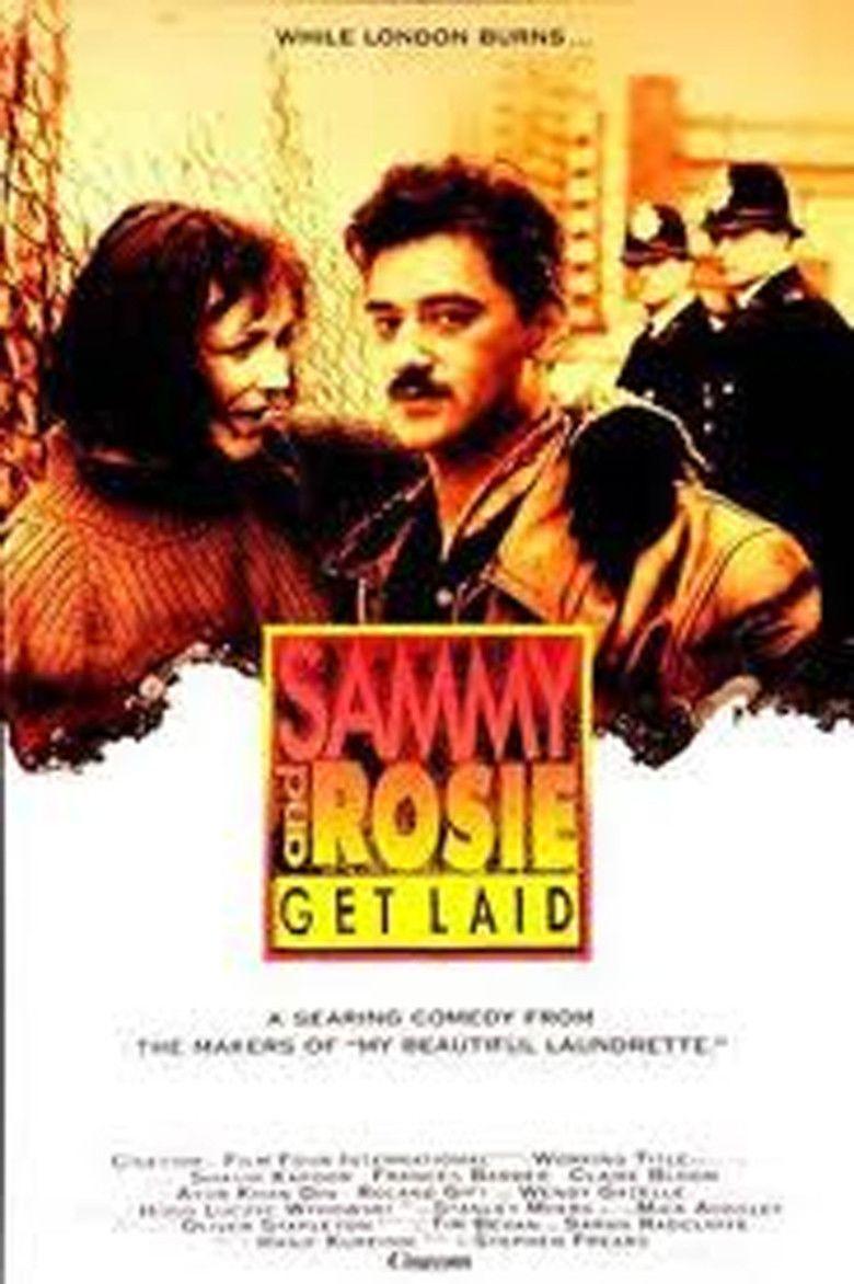Sammy and Rosie Get Laid movie poster