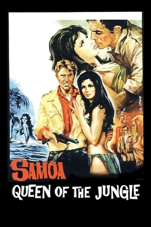 Samoa, Queen of the Jungle movie poster