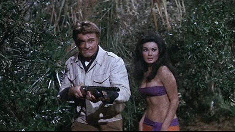 Samoa, Queen of the Jungle movie scenes