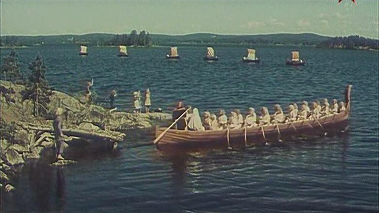 Sampo (film) movie scenes