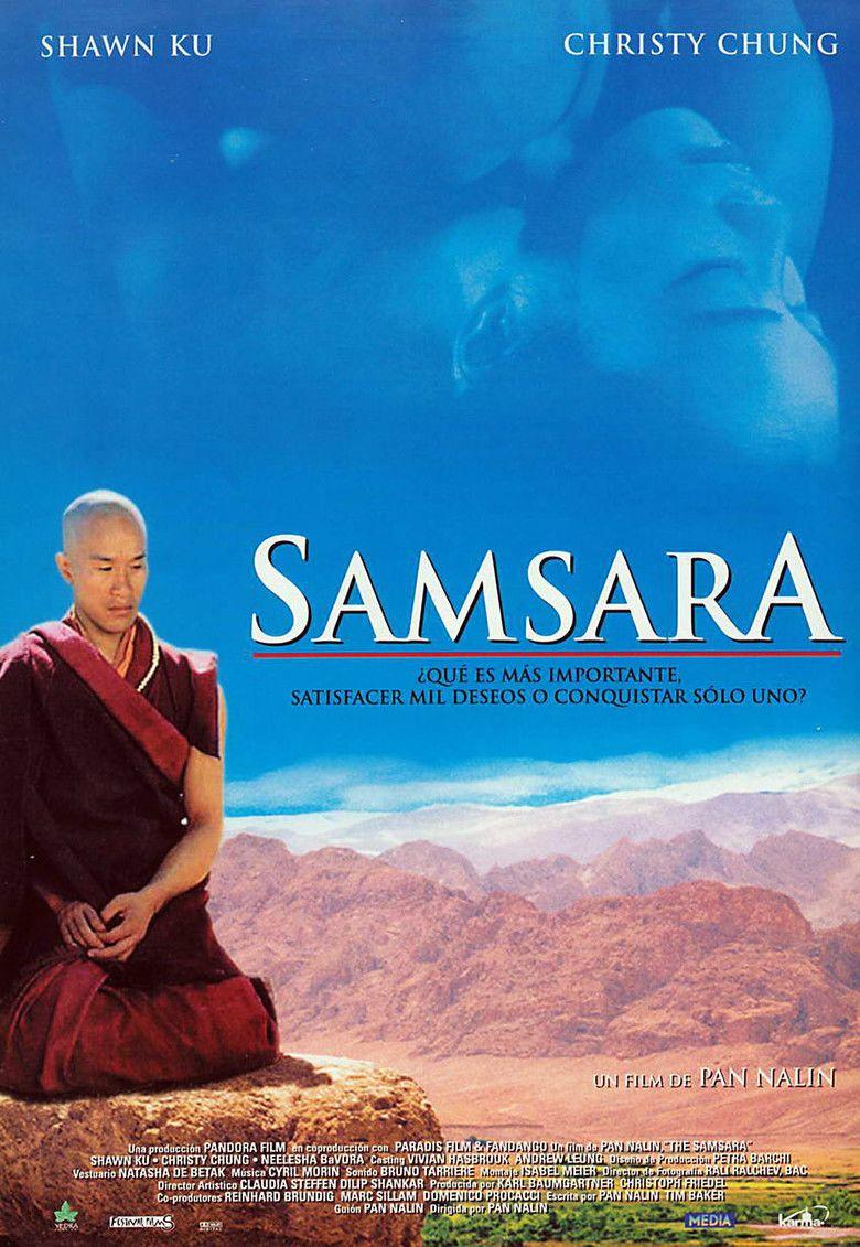 Samsara (2001 film) movie poster