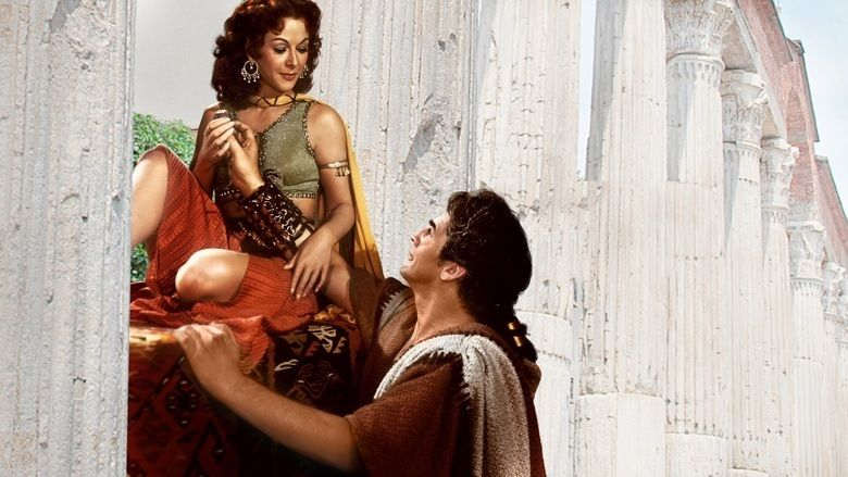 Samson and Delilah (1949 film) movie scenes