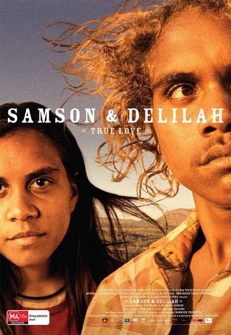 Samson and Delilah (2009 film) movie poster