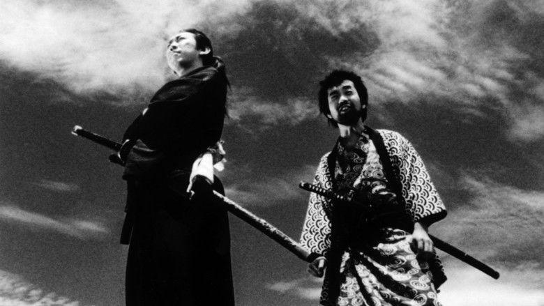 Samurai Fiction movie scenes