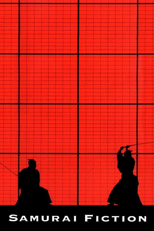 Samurai Fiction movie poster