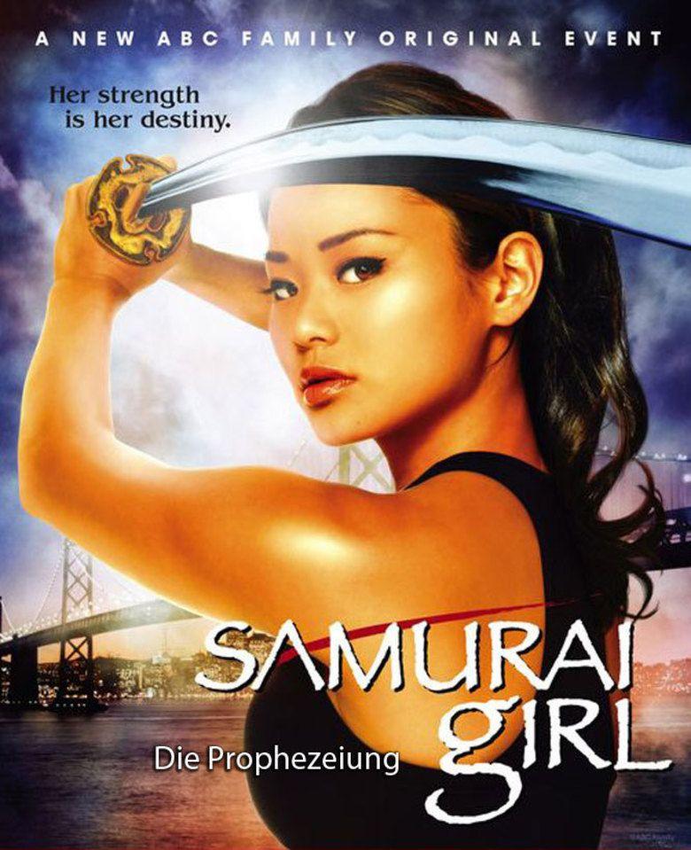 Samurai Girl (miniseries) movie poster