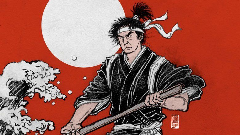 Samurai III: Duel at Ganryu Island movie scenes