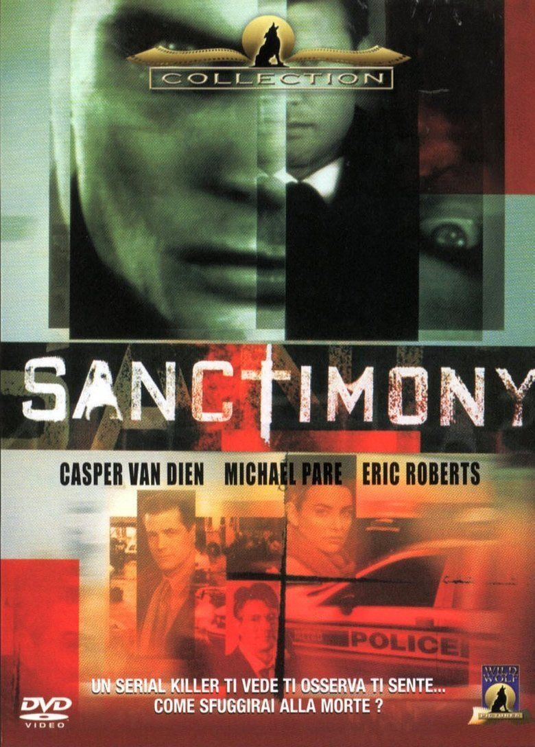 Sanctimony (film) movie poster