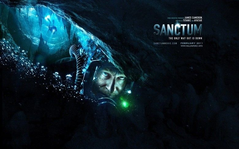 Sanctum (film) movie scenes