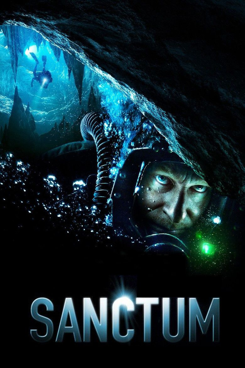 Sanctum (film) movie poster
