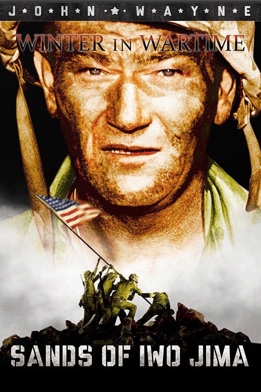 Sands of Iwo Jima movie poster