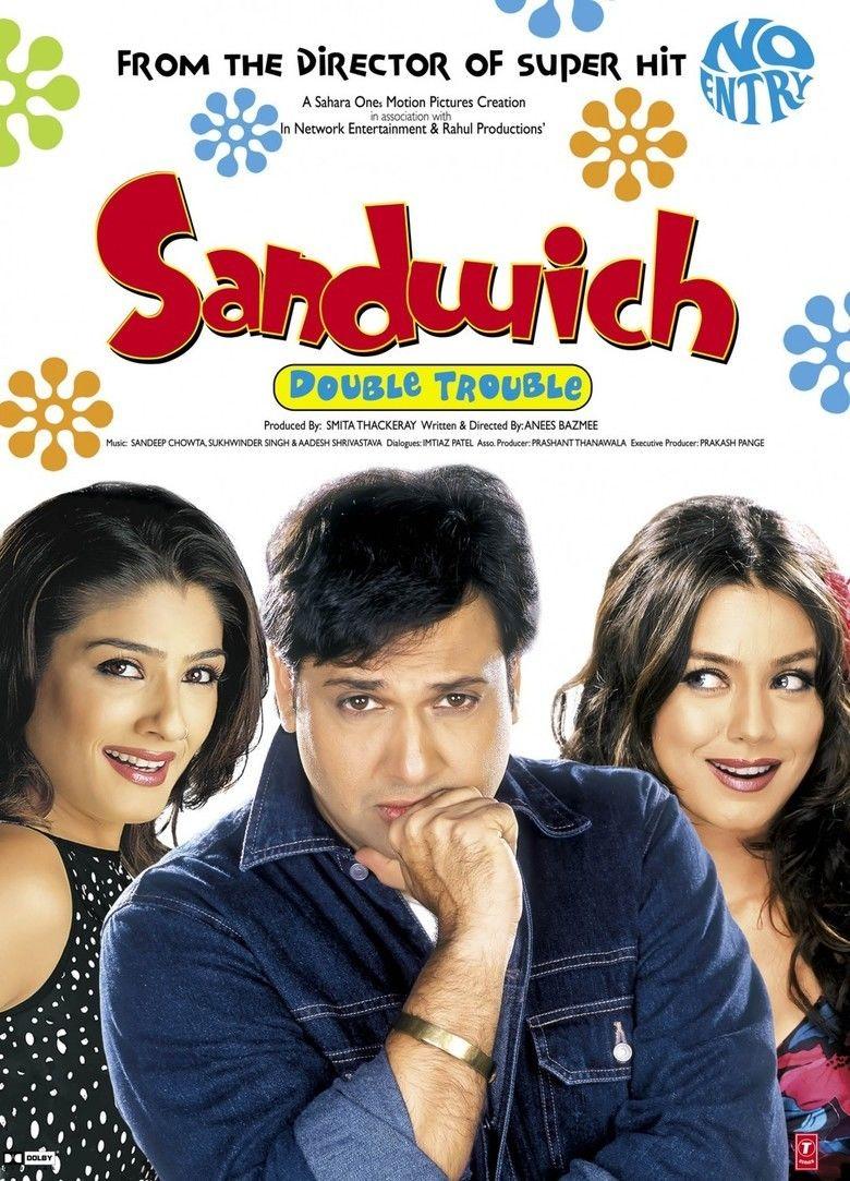 Sandwich (2006 film) movie poster