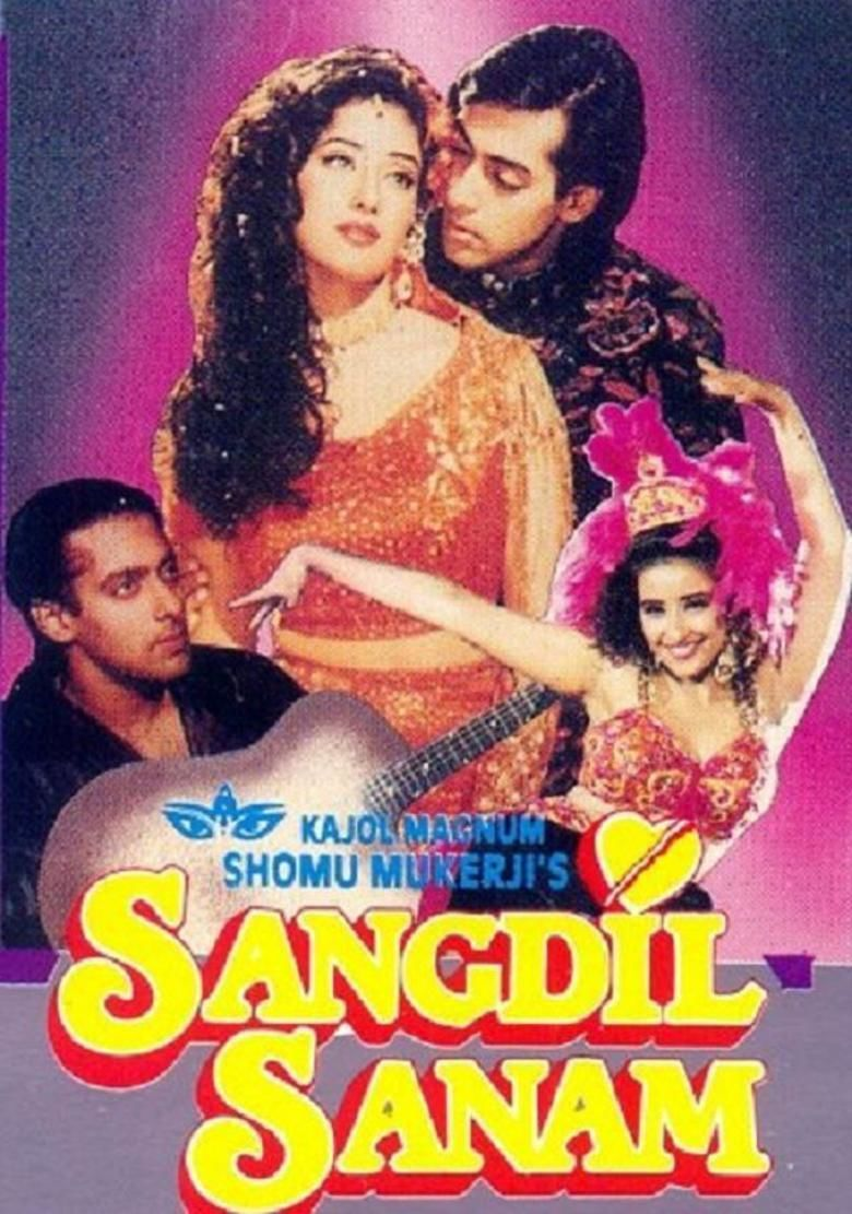 Sangdil Sanam movie poster