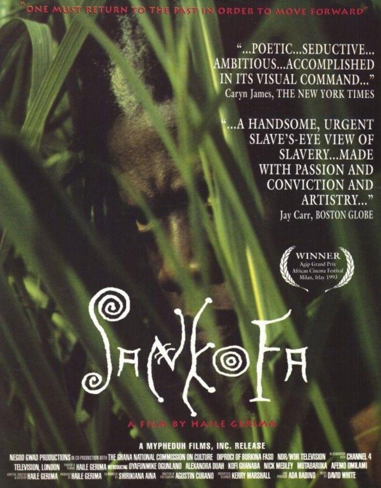 Sankofa (film) movie poster