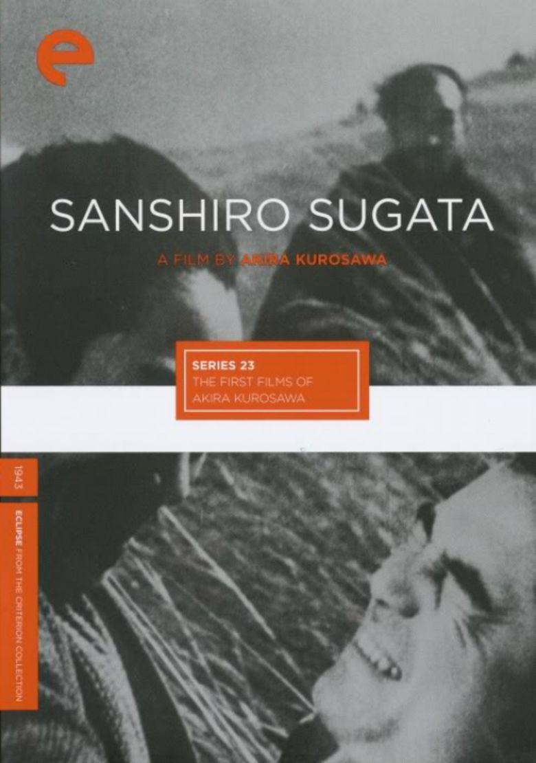 Sanshiro Sugata movie poster