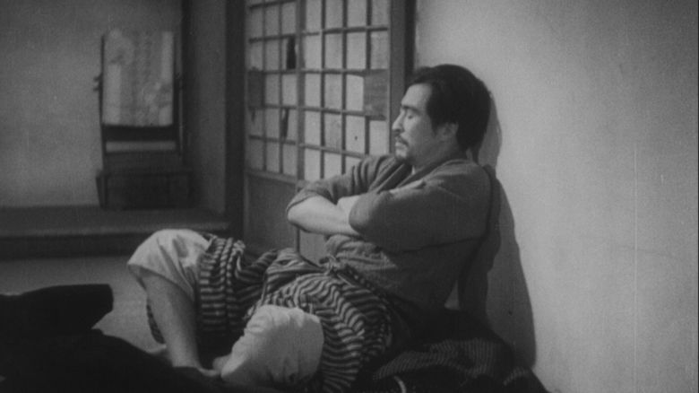Sanshiro Sugata movie scenes