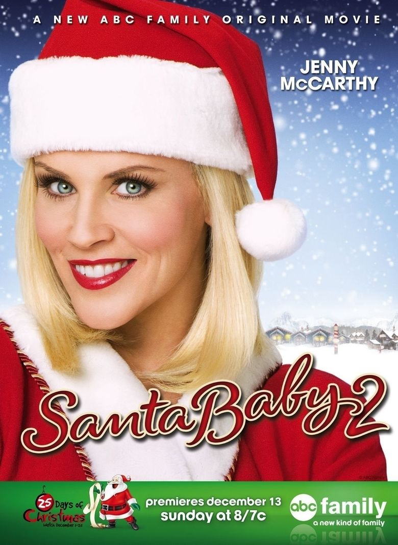 Santa Baby 2 movie poster