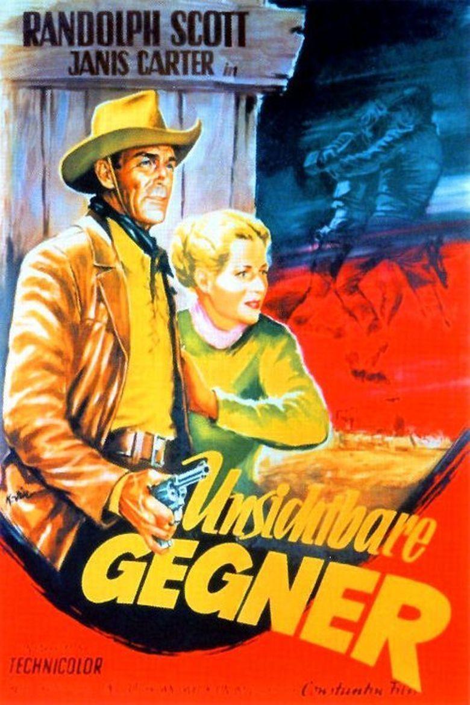 Santa Fe (film) movie poster