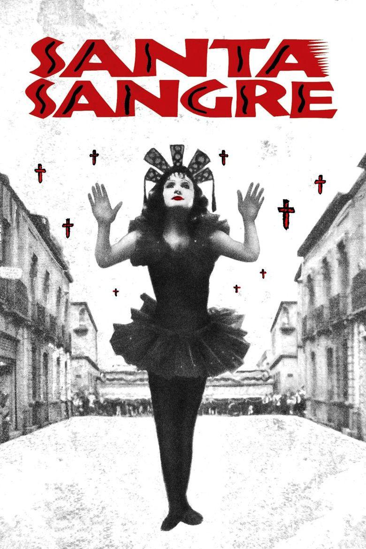 Santa Sangre movie poster