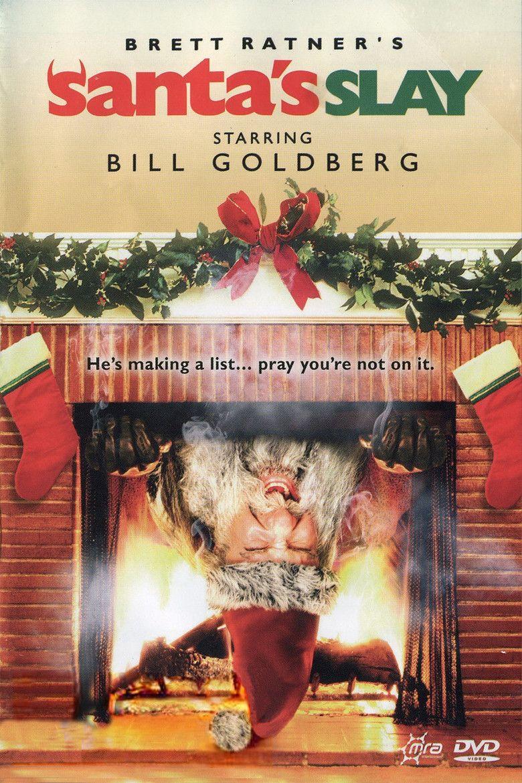 Santas Slay movie poster