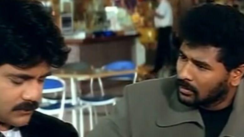 Santosham (2002 film) movie scenes