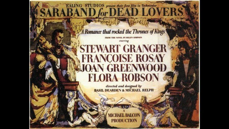 Saraband for Dead Lovers movie scenes