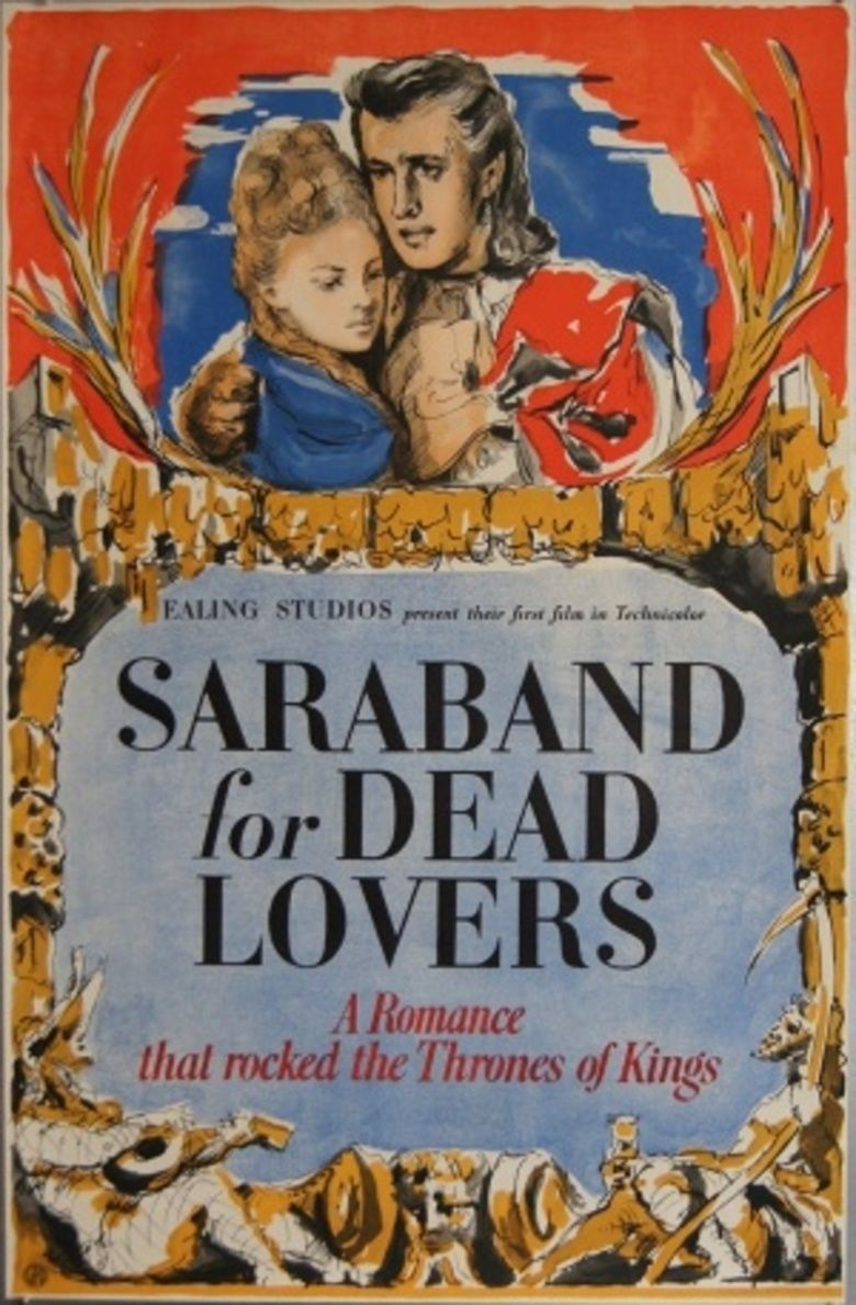 Saraband for Dead Lovers movie poster