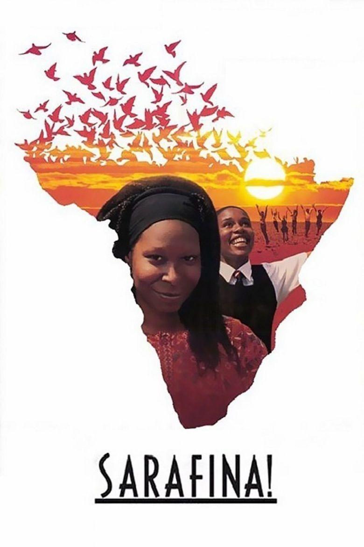 Sarafina! (film) movie poster