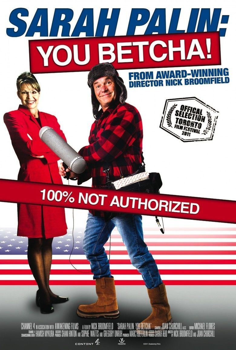 Sarah Palin: You Betcha! movie poster