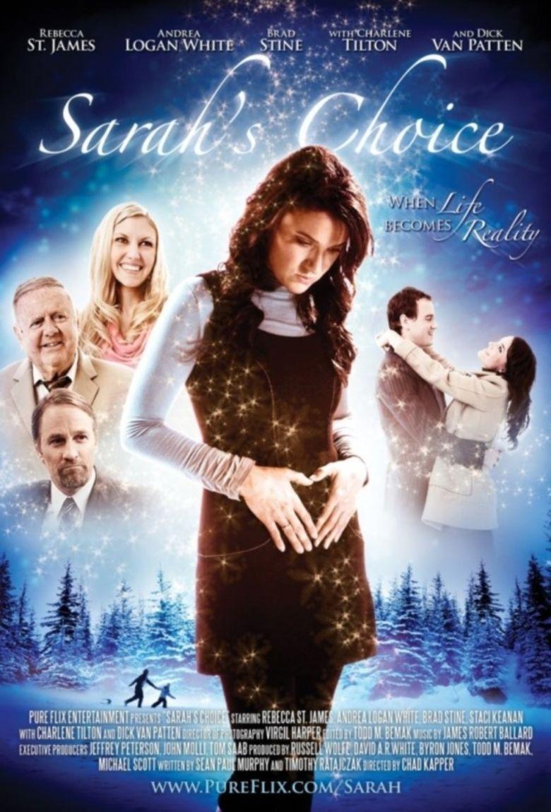 Sarahs Choice movie poster
