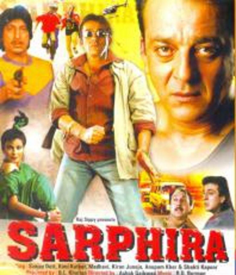 Sarphira movie poster