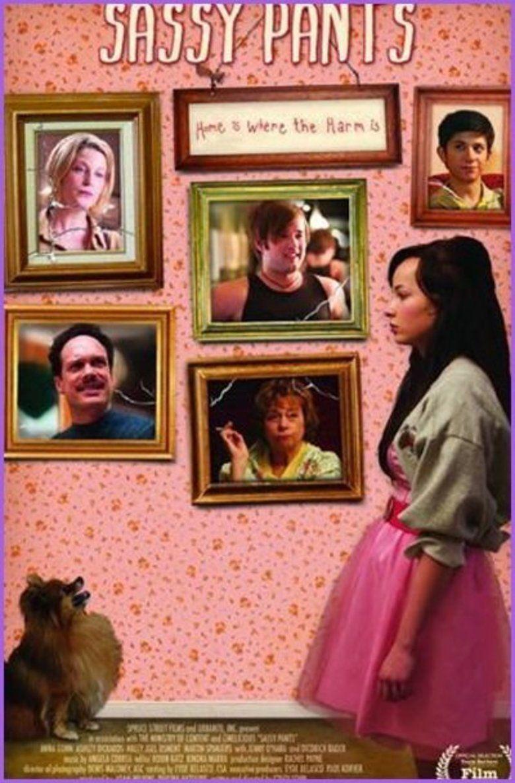Sassy Pants movie poster