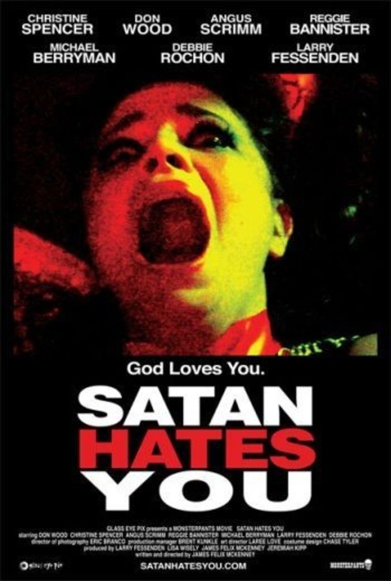 Satan Hates You movie poster