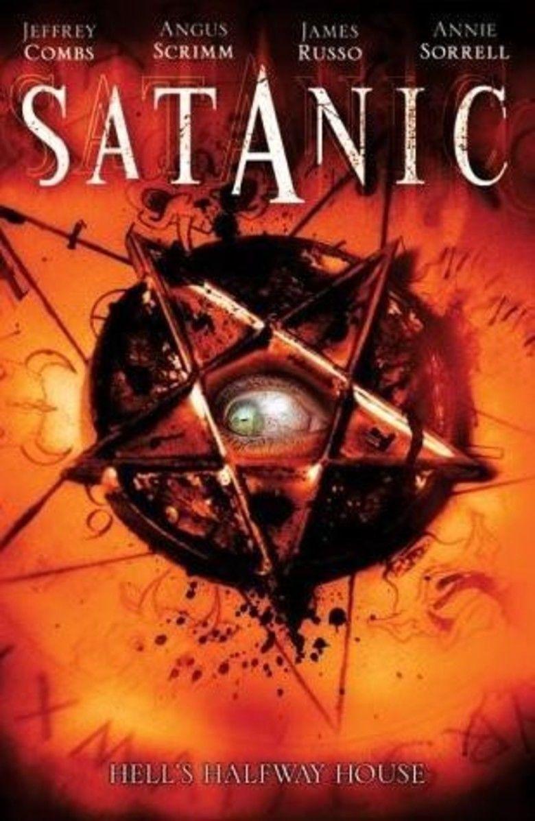 Satanic (film) movie poster